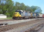 CSX 2782 & 4433